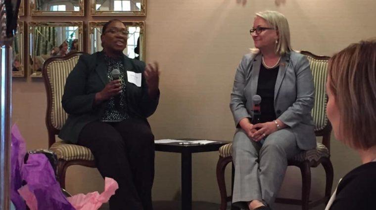 Atty. Constance Nelson interviews Representative Susan Wild