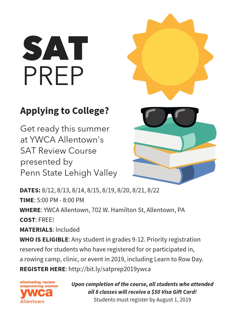 SAT Review Course 2019